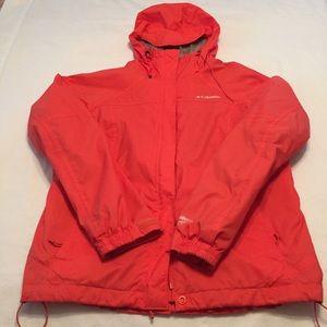 Columbia Windbreaker All Weather Jacket